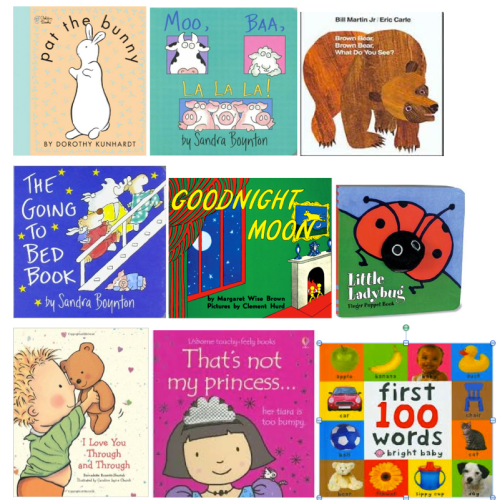 Best Books For Baby
