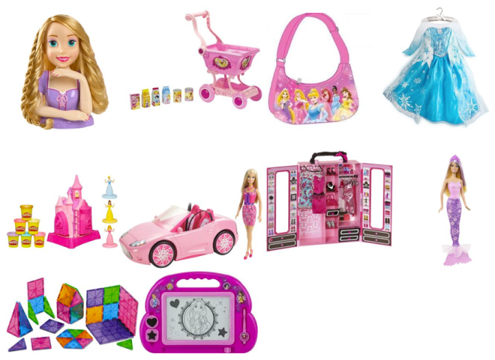Gift Ideas For Preschool Girls