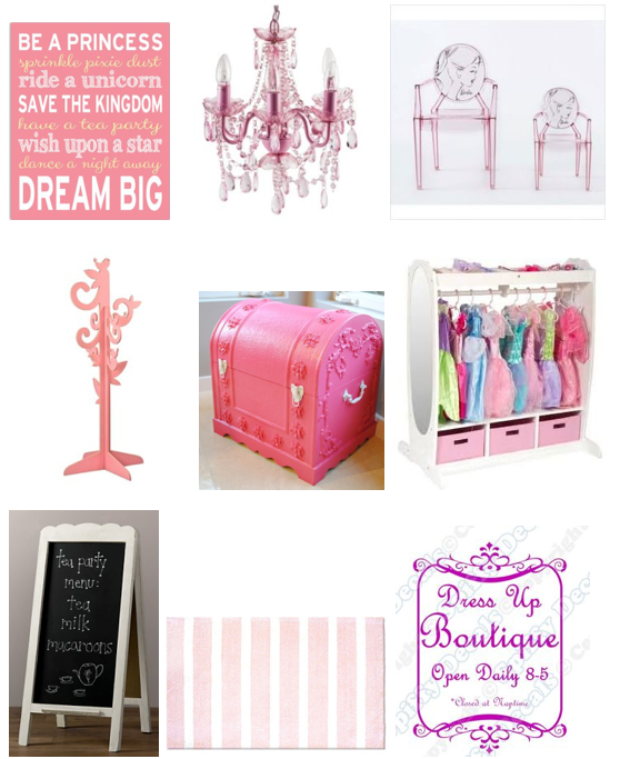 Girls Playroom Ideas