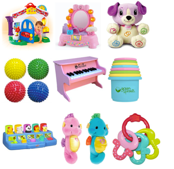 Great Baby Toys