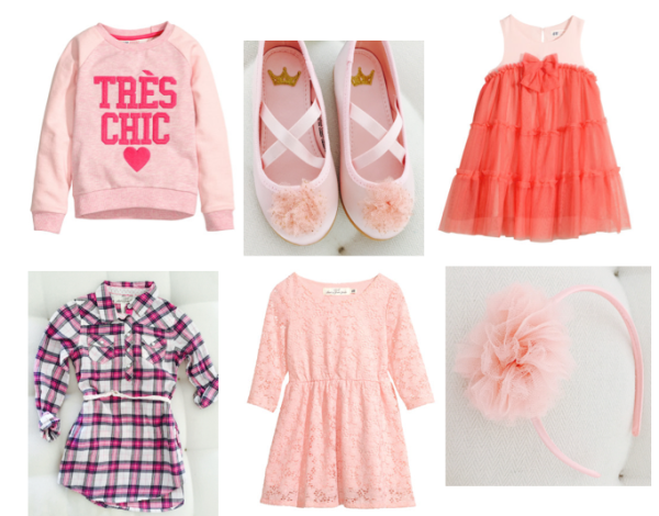 HM Girls Kids Clothes