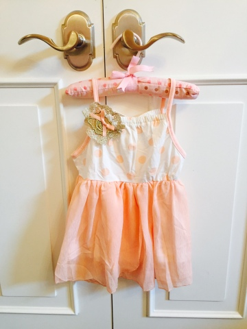richie house toddler dress