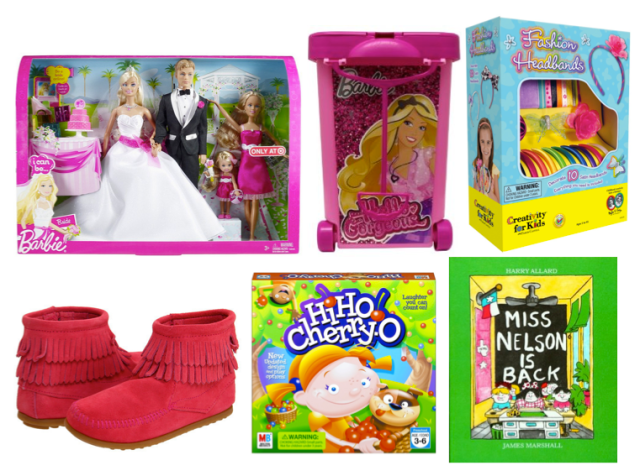 Gift Ideas For 4-5 Year Old Girls