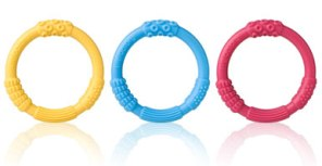 LifeFactory Teething Rings
