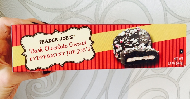Trader Joe's Peppermint Joe Joes
