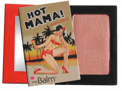 the balm blush hot mama