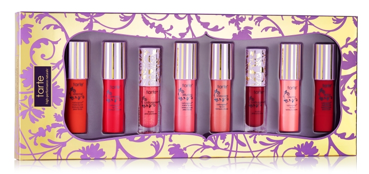 tarte holiday lip set