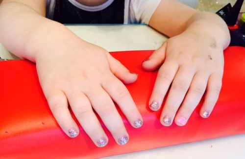 kids nail salon los angeles
