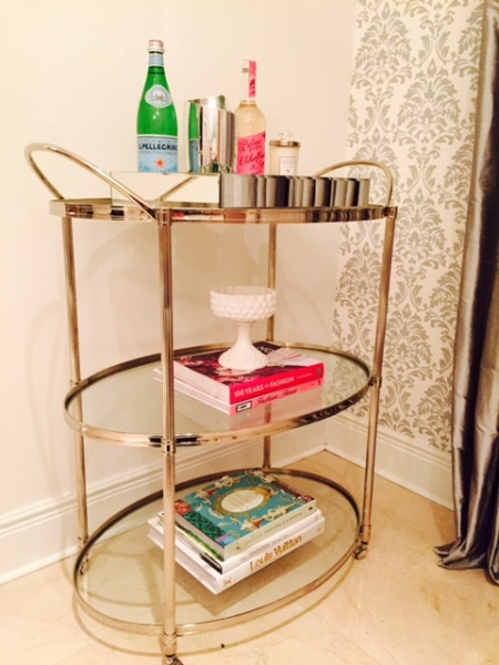 Stylish Bar Cart