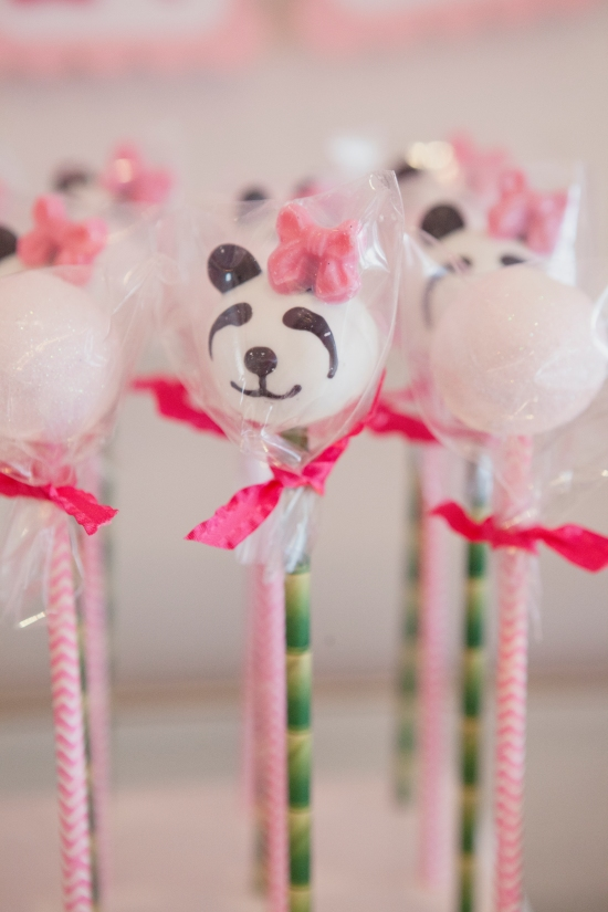 Panda First Birthday Party Ideas