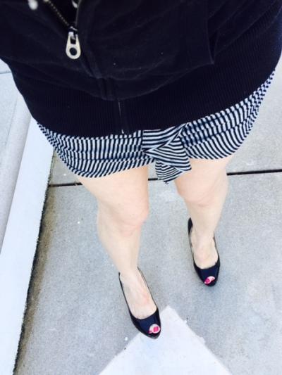 Cute Black Shoes