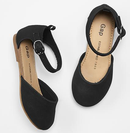 gap kids  girls flats