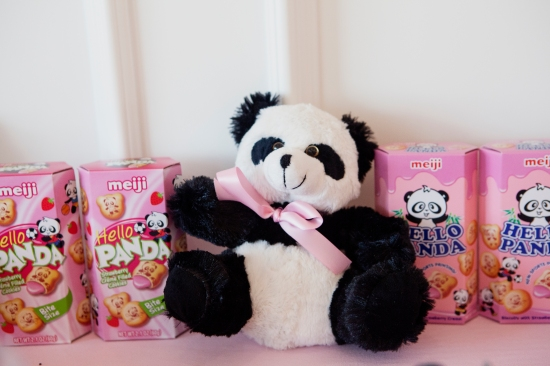 panda kids first birthday party ideas