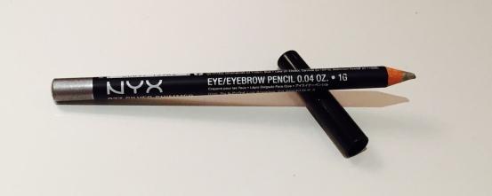 NYX Silver Shimmer Eyeliner Pencil