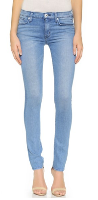 Hudson Midrise Skinny Jean