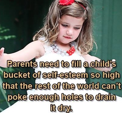 parenting advice for little girls