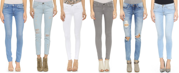 trendy denim Styles Trends for spring