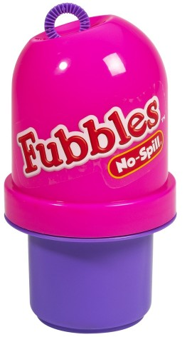 fubble no spill bubbles