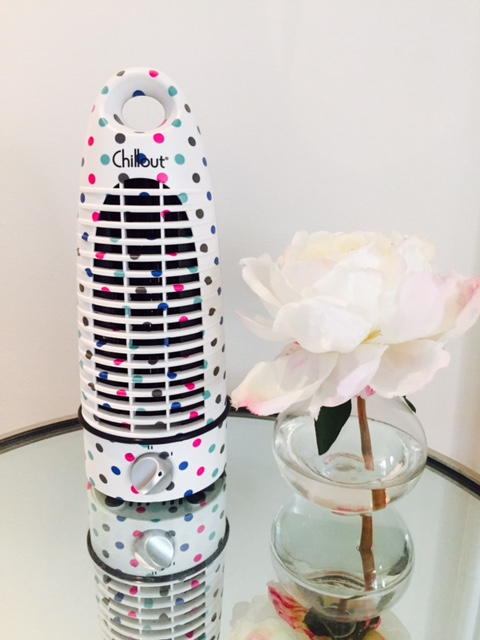 Chillout Mini Tower Fan