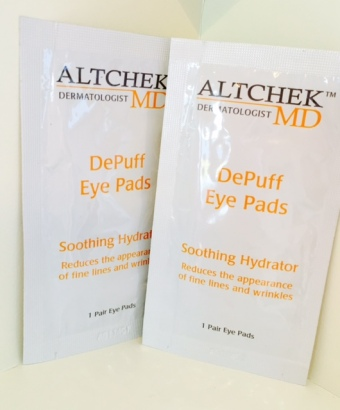 Anti-aging Eye Pads Altcheck MD