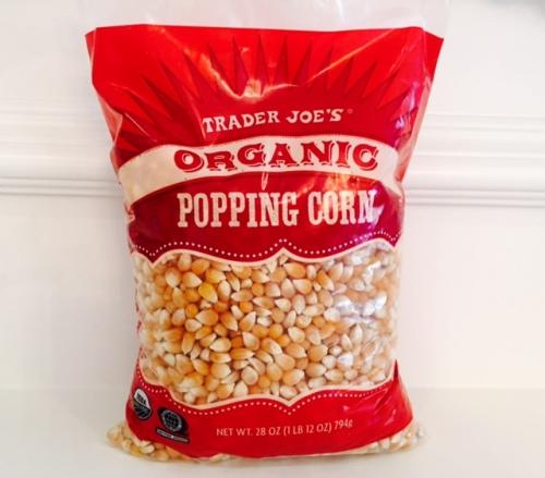 trader joes organic popcorn kernels