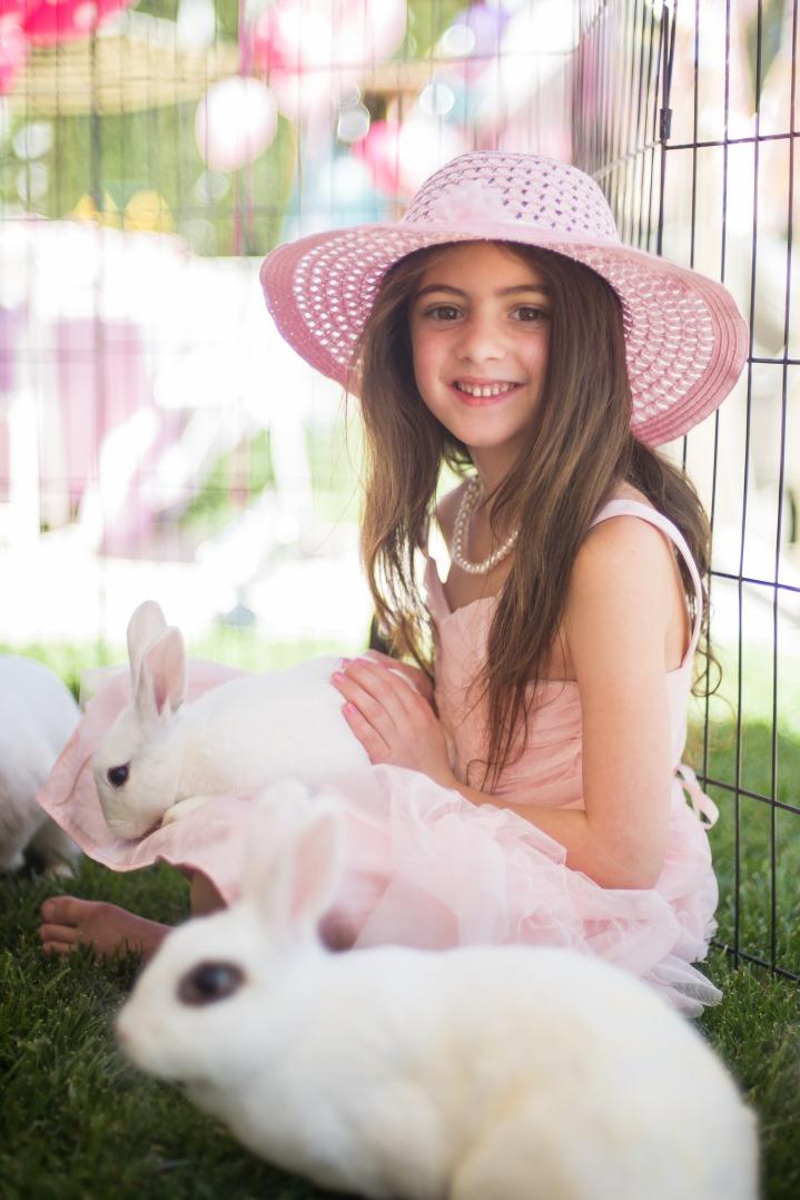 hailey bunny
